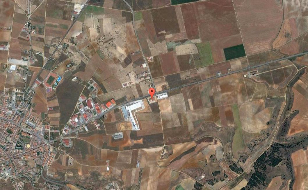 Localización Orot Bodega - Toro